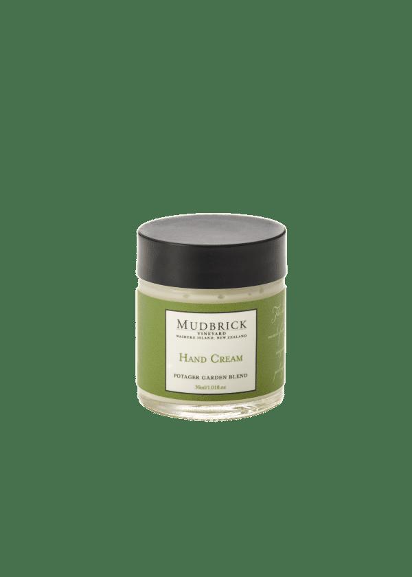 20 01 21 Mudbrick hand cream