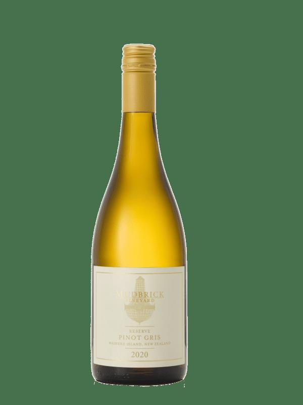 20 01 21 Mudbrick Reserve Pinot Gris 20 S